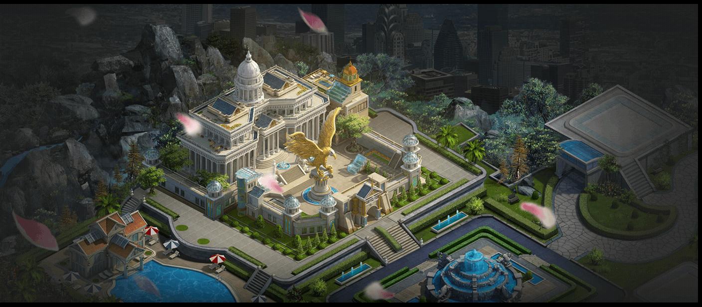 Mafia City Official Website
